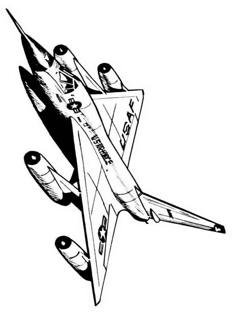 Раскраски Самолеты. Скачать и распечатать раскраски самолеты.