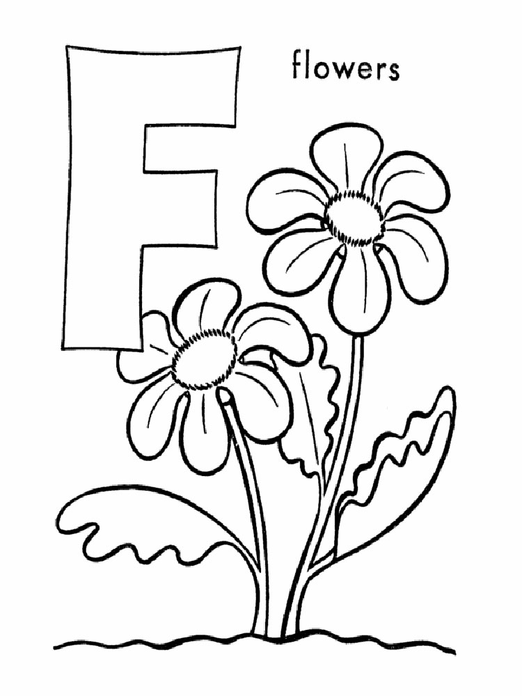 Letter N is for Nest coloring page  Free Printable