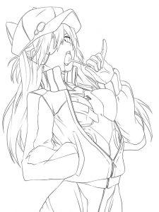 raskraski-anime-gurren-lagann-7