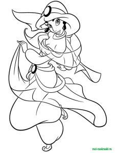 raskraski-princessa-Jasmine-12