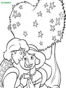 raskraski-princessa-Jasmine-2