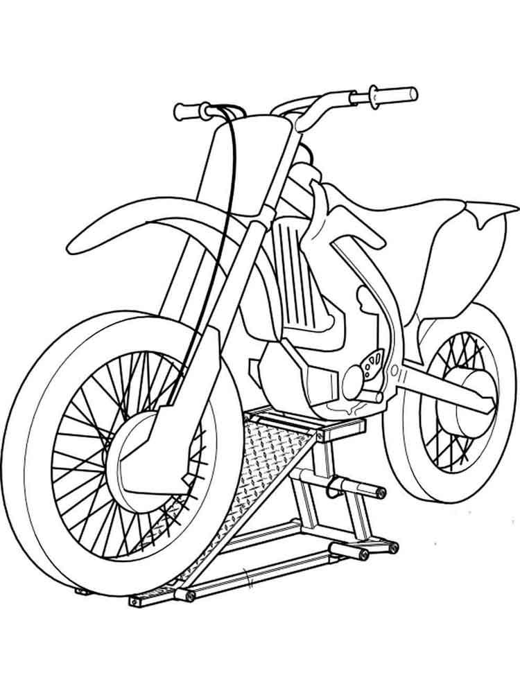 Картинки для копирки мотоциклы