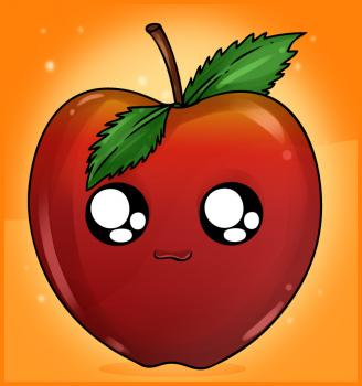 Как нарисовать яблоко карандашом. Поэтапные уроки рисования