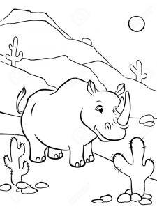 raskraska-nosorog-6
