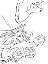 raskraski-anime-gurren-lagann-10