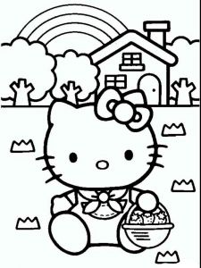 raskraski-Hello-Kitty-13