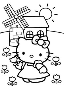 raskraski-Hello-Kitty-2