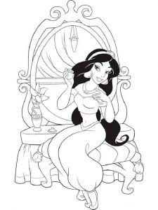raskraski-princessa-Jasmine-11