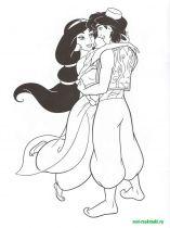 raskraski-princessa-Jasmine-8