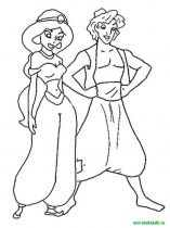 raskraski-princessa-Jasmine-9