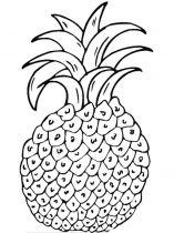 raskraski-frukty-ananas-7